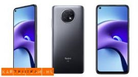 XIAOMI REDMI NOTE 9T 5G DS 4/128GB BLACK