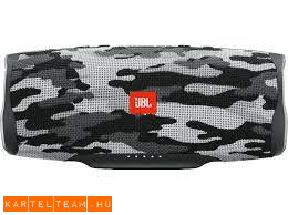 JBL CHARGE 4 GREY CAMOUFLAGE