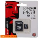 Kingstone Micro SD HC 64gb bliszterben